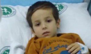 Kanser Hastası Küçük Çeçen'e Acil Yardım